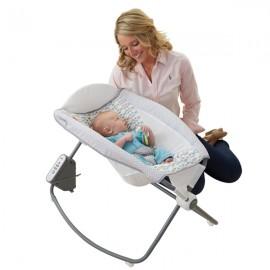 Качели-кроватка для новорожденных Fisher-Price