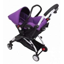 Автокресло Purpure (фиолетовое) для коляски Yoya